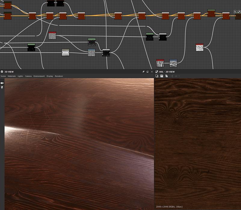 三维材质纹理贴图制作软件 Substance Designer 2020.1.2 v6.1.2.349 Win破解版插图(3)